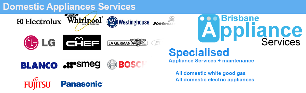Domestic Appliances Services, White good, gas, electric appliances